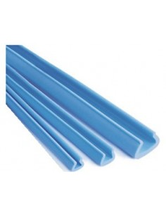 PERFIL FOAM PACK U 15mm x 2mts. AZUL""