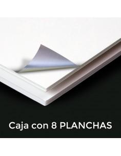 CARTÓN PLUMA ALUFOAM 10mm. 150cm. x 305cm.