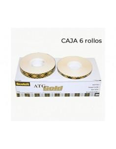 CDC4_Cinta adhesiva doble cara_LIBRE ACIDOS_para pistola 3M_Moldiber