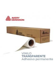 VINILO TRANSPARENTE monomérico. AVERY Mpi 3040.
