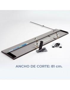 CORTADORA PASSEPARTOUT LOGAN 350 COMPACT ELITE (82cm.)