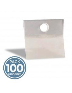 Colgador adhesivo plástico 3M ( 100 uds. )