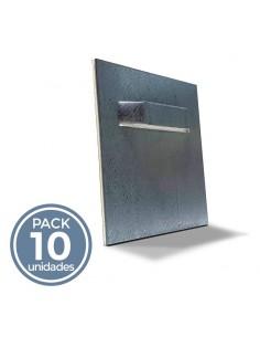 Colgador metálico ( 10 ud. )