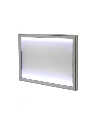 VITRINA EXTERIOR CON LED