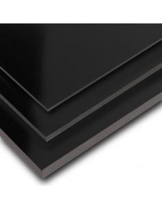 PVC ESPUMADO 10mm NEGRO MATE (3050 x 2030mm)