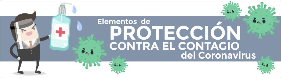 Sistemas de protección contra el Coronavirus