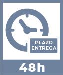 PLAZO ENTREGA 48 HORAS
